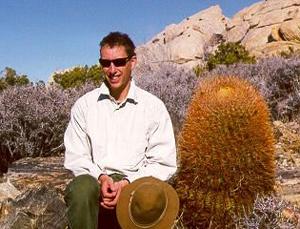 Associate Professor Mick McCarthy