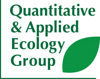 Quantitative & Applied Ecology Group